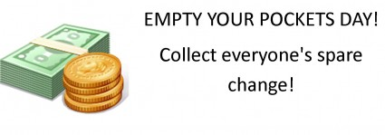 empty you rpockets