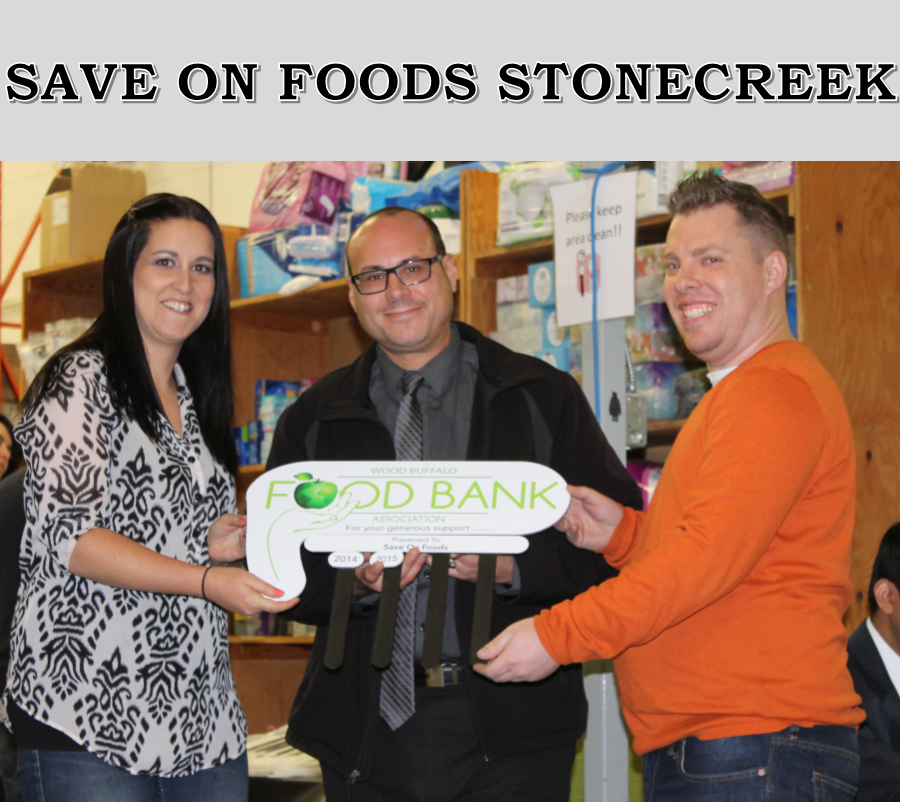 SAVE ON FOODS STONECREEK